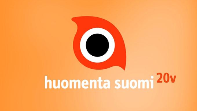 huomenta suomi logo